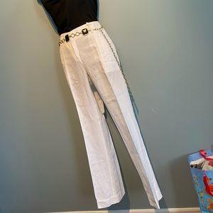 Golf Studio white pants